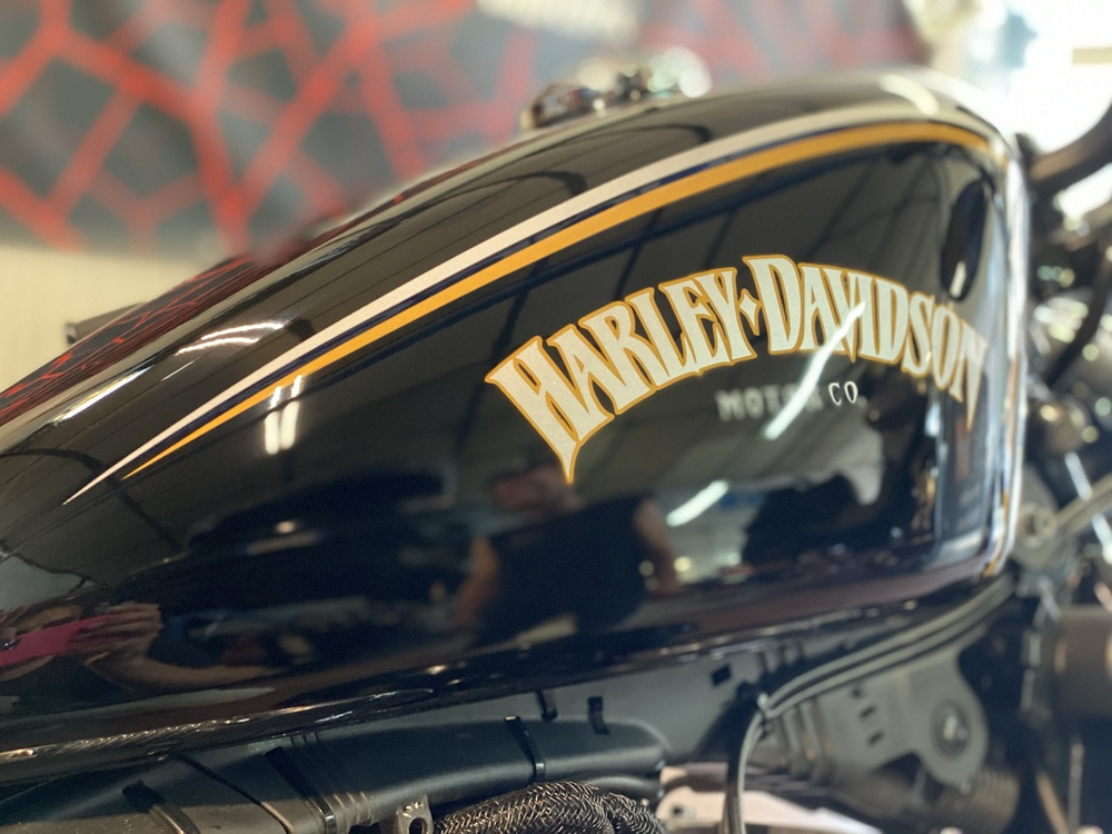Harley Davidson  - 19