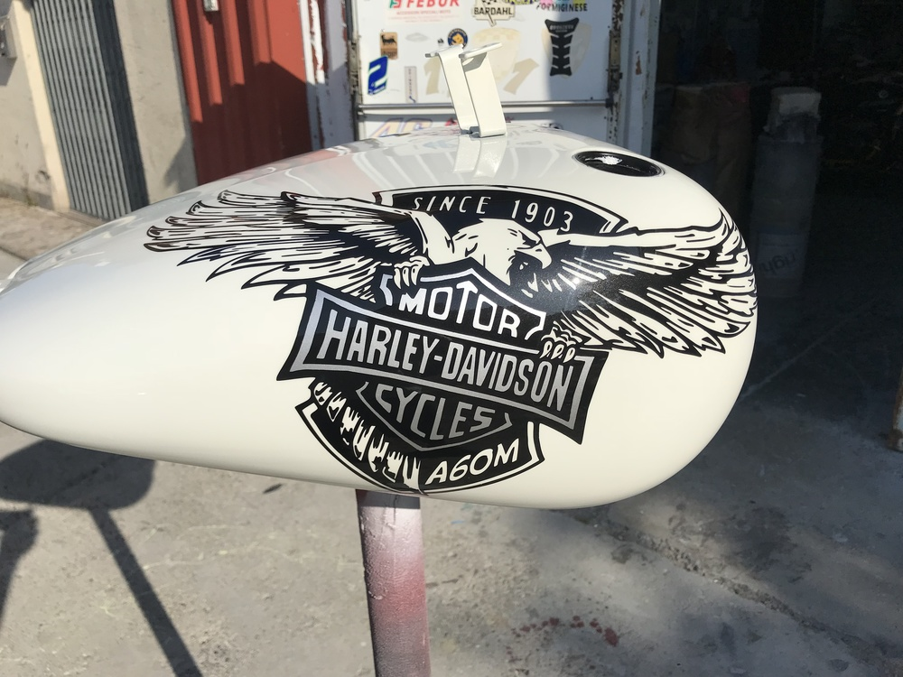 Harley Davidson  - 61