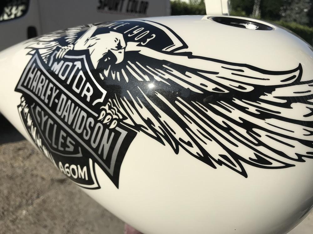 Harley Davidson  - 62