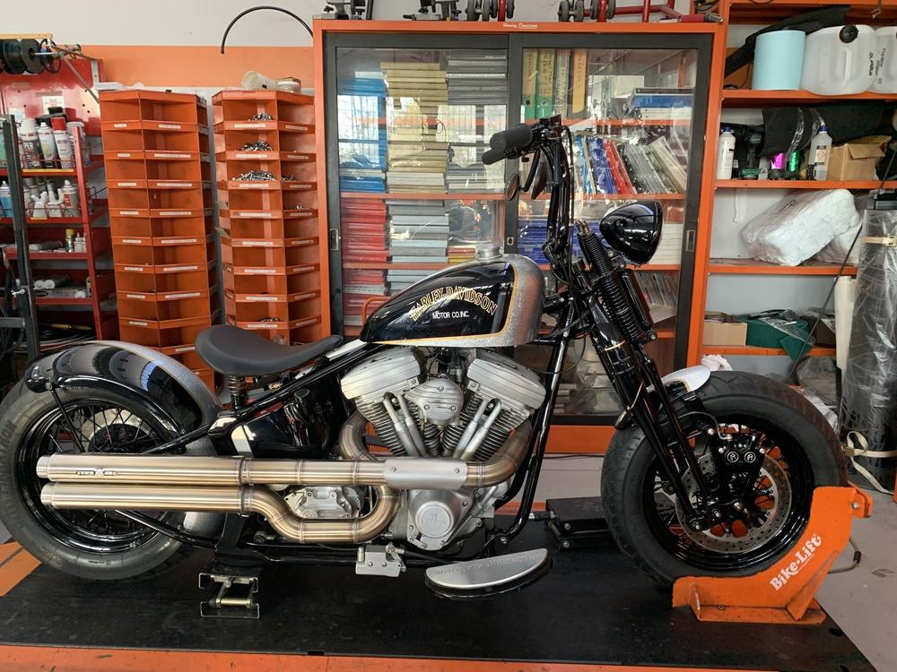 Harley Davidson  - 26