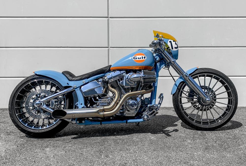 Harley Davidson  - 16