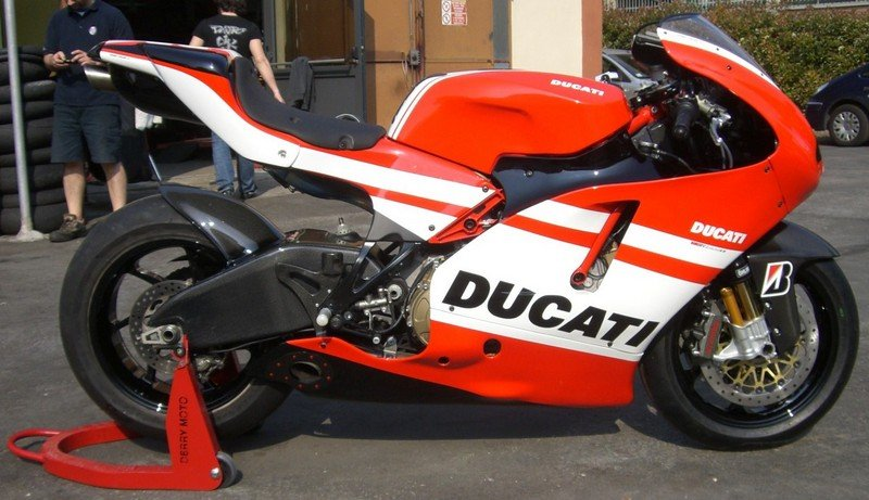 Ducati - 107