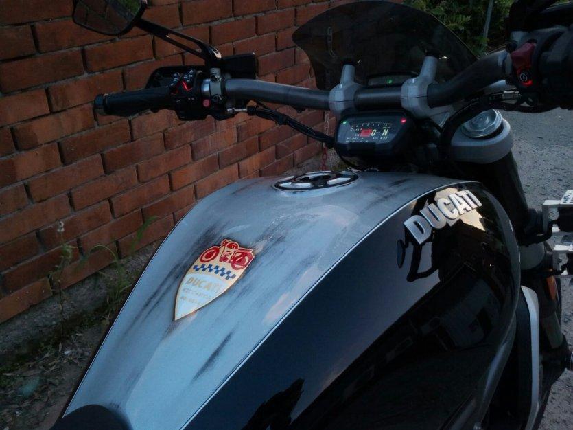 Ducati - 101